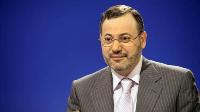 Al-Jazeerajournalisten Ahmed Mansour.
