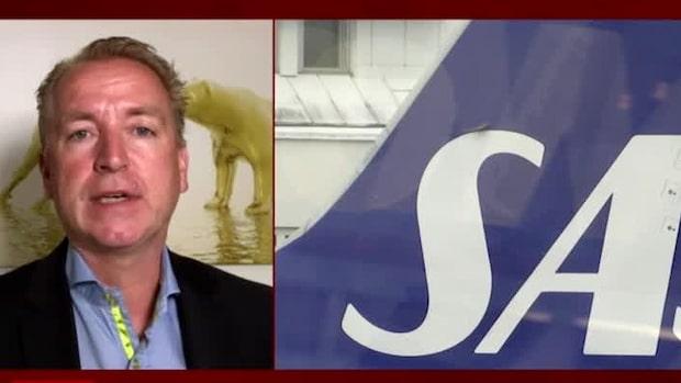 """Börsexperten: """"Största krisen som flygindustrin gått igenom"""""""