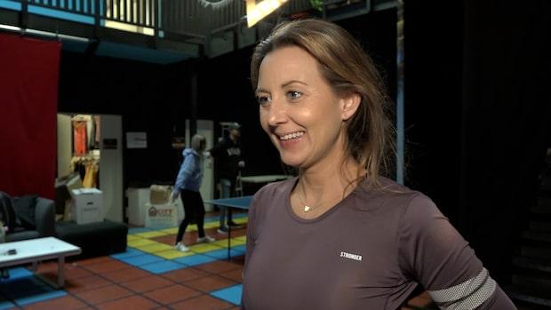 Sanna Lundells utmaning inför fredagsfinalen