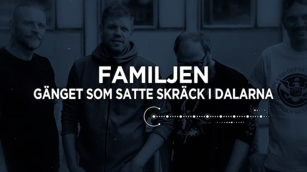 Familjen i Borlänge – tidslinje