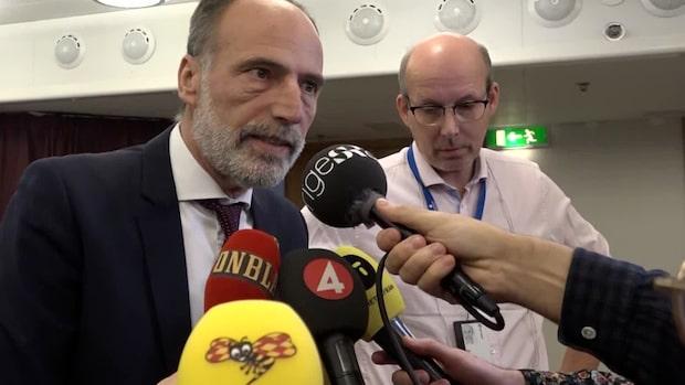 """Behcet Barsom har förtroende för Apotekstjänst: """"De vill göra gott"""""""