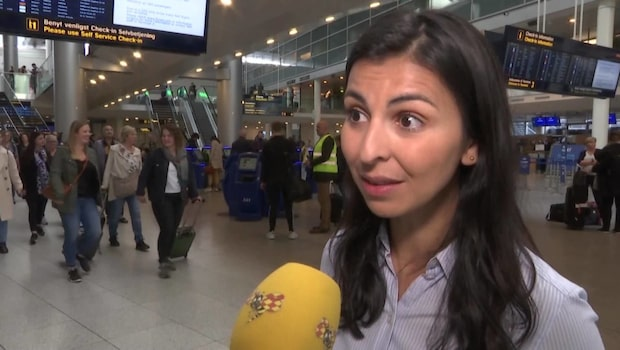 """SAS i Danmark: """"Det är ingen önskesituation"""""""