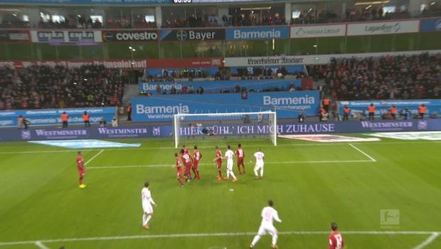 Höjdpunkter: Bayer Leverkusen-Bayern München
