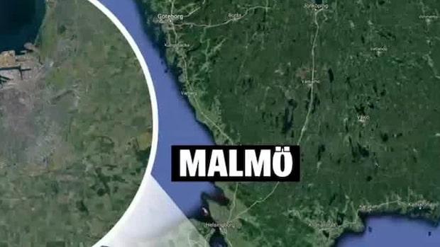 Skottlossning i Malmö –en skadad