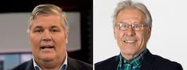 """Hultman och Forsgren klara för """"Upp till Bevis"""""""