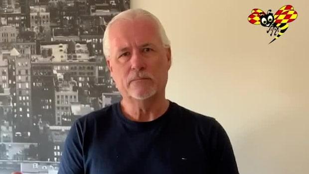 Glenn Hyséns varma hälsning i coronatiderna