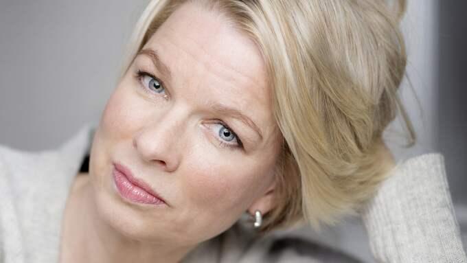 Linn Ullmans roman har blivit en lysande radioföljetong. Foto: AGNETE BRUN / OKTOBER FÖRLAG