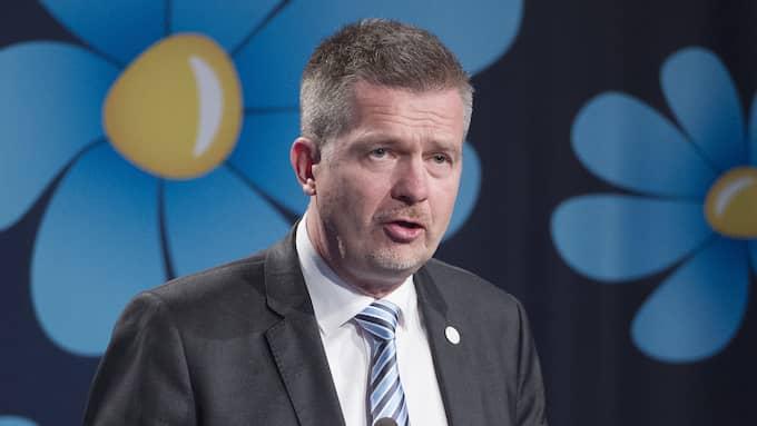 Per Ramhorn är sjukvårdspolitisk talesperson för Sverigedemokraterna. Foto: SVEN LINDWALL