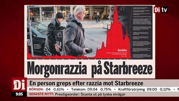 Misstankar om grovt insiderbrott i Starbreeze