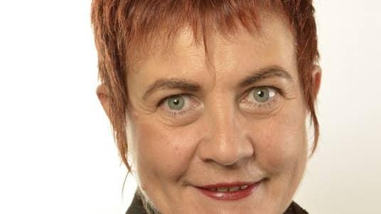 Cecilia Magnusson (M), riksdagsledamot från Göteborg. Foto: PRESSBILD