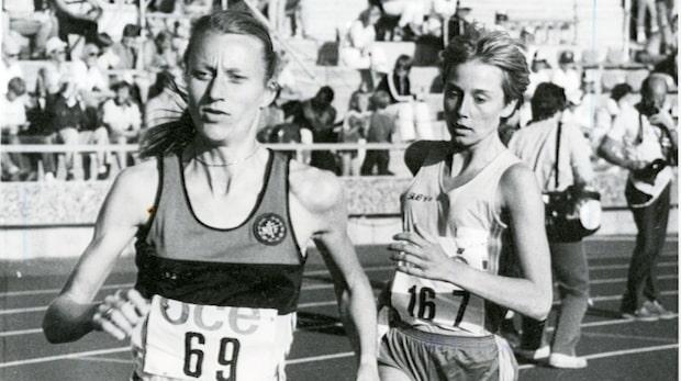 """OS-löparen Eva Ernströms tragiska livsöde: """"Dog alldeles för tidigt"""""""