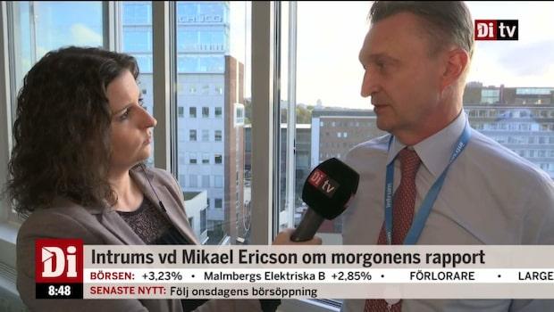 """Ericson: """"Jag är mycket nöjd med rapporten"""""""