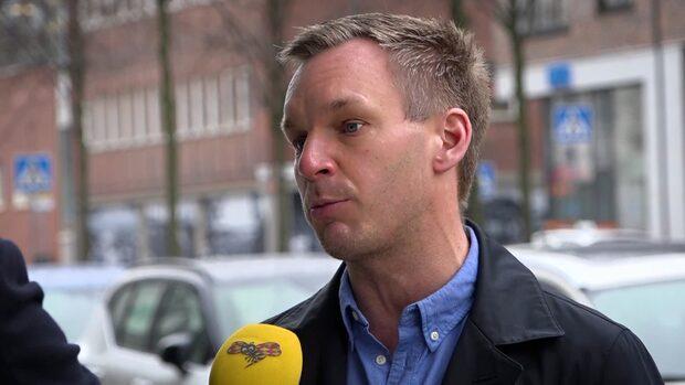 """Erik Slottner ansvarar för Stockholms äldre: """"Vi gör detta för att hindra smittspridning"""""""