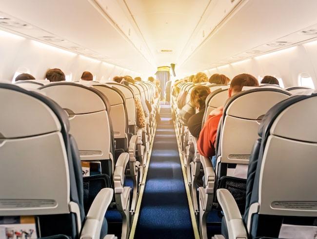 Här är listan över de flygbolag som har renast i kabinen.