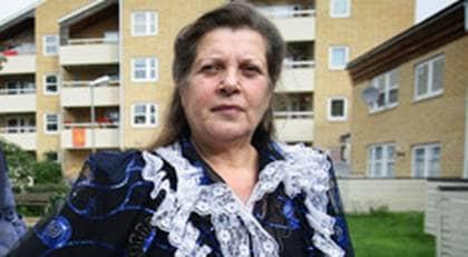 Trött på fördomarna. Rosita Grönfors är trött på att ständigt ifrågasättas och misstänkliggöras bara för att hon är rom. Foto: FREDRIK PERSSON