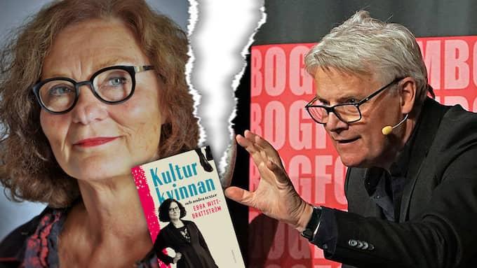 Ebba Witt-Bratttström gästrecenseras av Jes Stein Pedersen, Politiken.