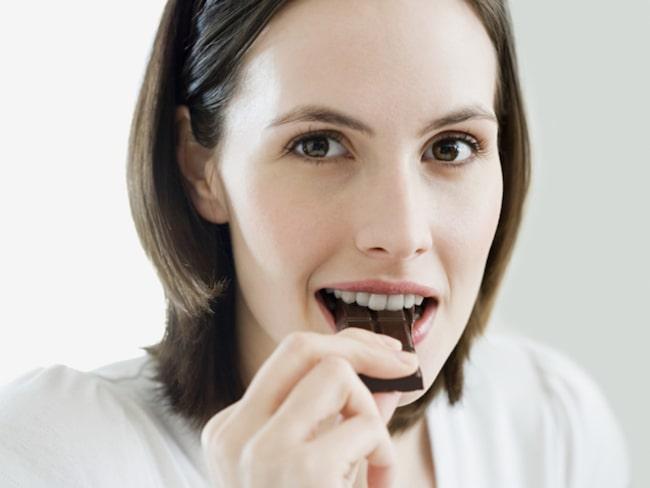 <span>En portugisisk studie visar att choklad kan minska risken för Alzheimers sjukdom. <br></span>