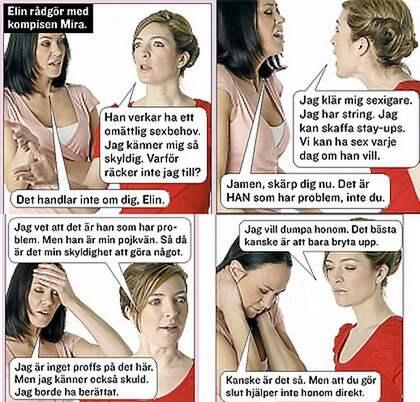 Sexmissbruk för kvinnor