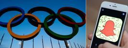 Snapchat i OS-avtal – visar exklusivt material