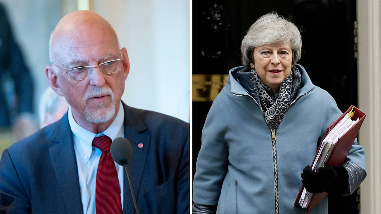 EU-ministerns rädsla inför Brexit
