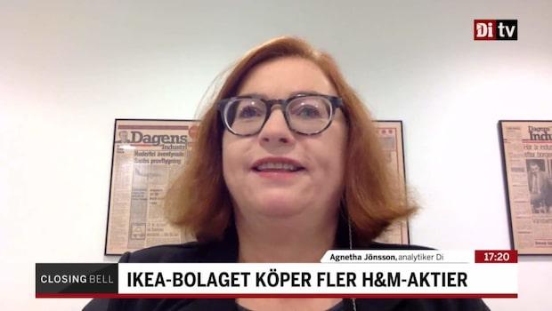 Analytikern: Därför investerar Ikea i H&M