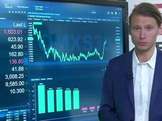 Marknadskoll: SKF storvinnare på OMXS30