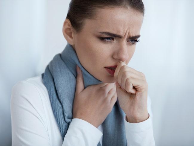 träna lungorna efter lunginflammation