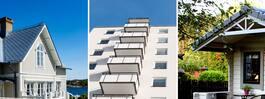 Slott eller koja - här får du mest bostad för en miljon