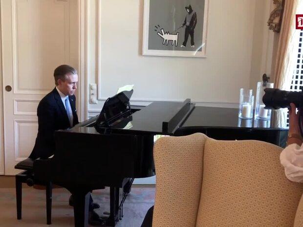 Intervju: USA:s ambassadör om relationen till Sverige