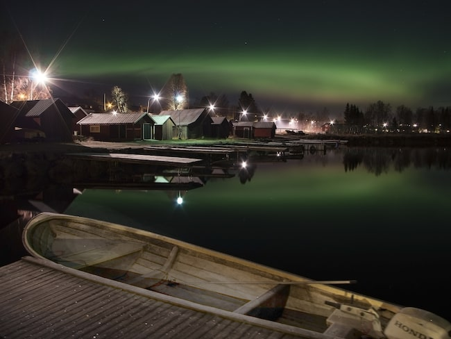 På andraplats kommer Umeå.