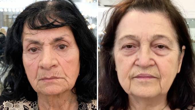 Anar Agakishiev får kvinnorna att förändras helt. Foto: Anar Agakishiev