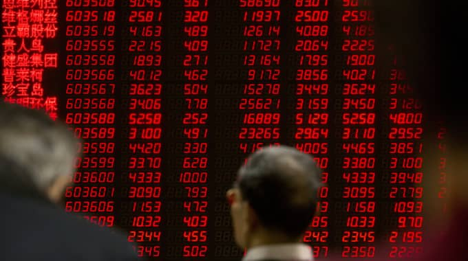 Nedbromsningen i den kinesiska ekonomin tynger industrijätten. Foto: Mark Schiefelbein