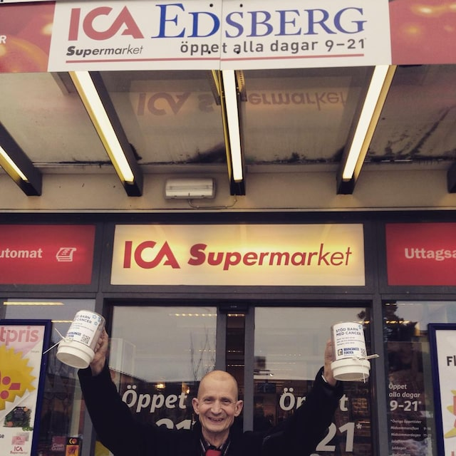 ica supermarket edsberg