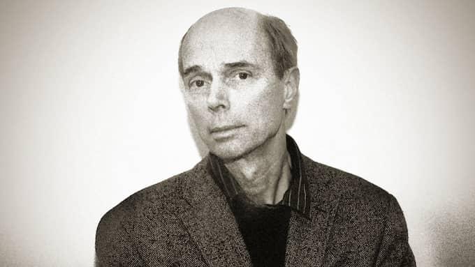 Peter Cornell, mångårig konstkritiker på Expressens kultursida. Foto: ANNA HÅLLAMS
