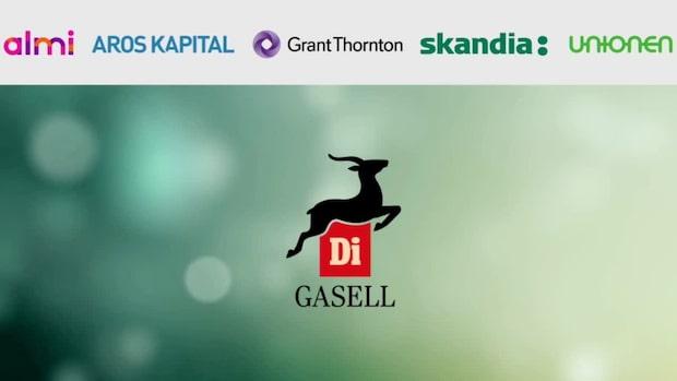 Di Gasell Live 15 oktober