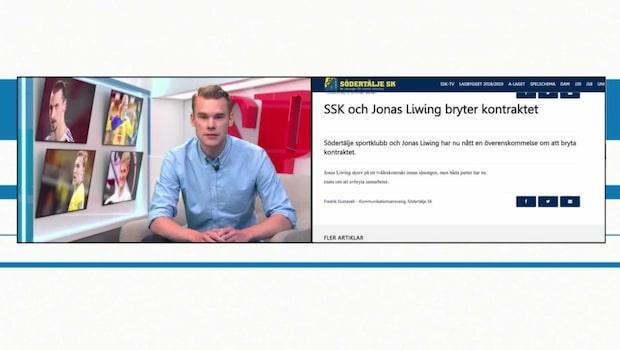 SSK bryter kontraktet med Liwing