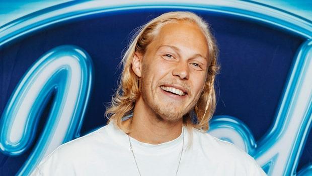 Caspar Camitz i Idol sjuk i corona