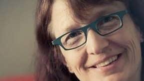Barbara Lindell, Föreningen Trädplan Göteborg. Foto: Privat
