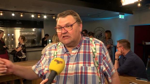 """Peter Lundgren (SD): """"Väntade på att de skulle ha en boxningsmatch"""""""