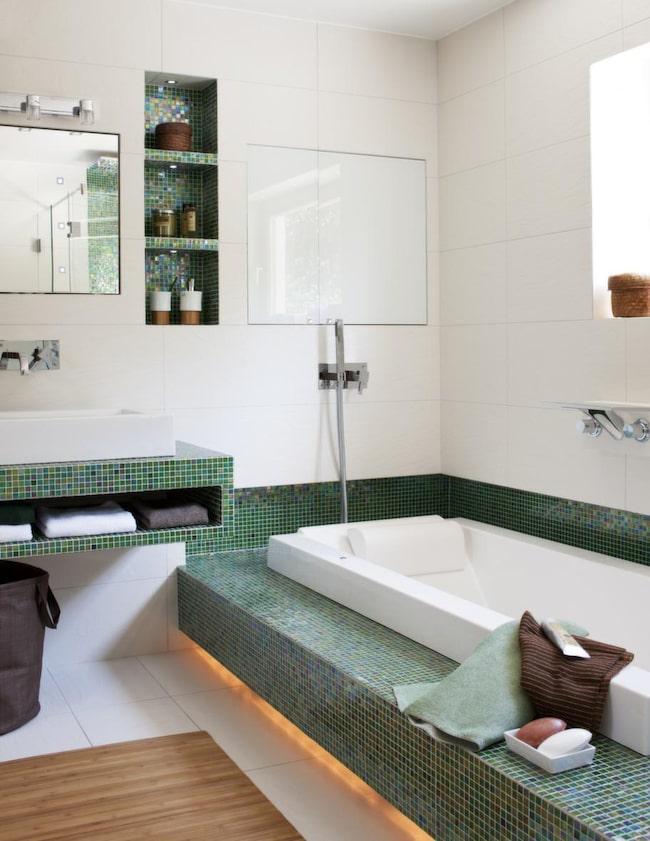 Nytt badrum med rätt ljus och lyxiga detaljer Leva& bo Expressen Leva& bo