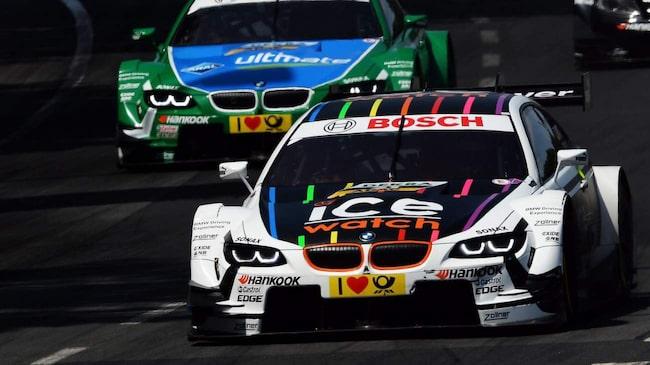 Tom Blomqvist har fått erbjudande att tävla för BMW i DTM.