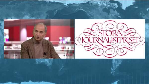 Den svenska journalistikens superhjalte
