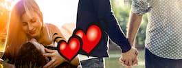 Experter: 6 tecken tydliga tecken på att du är kär