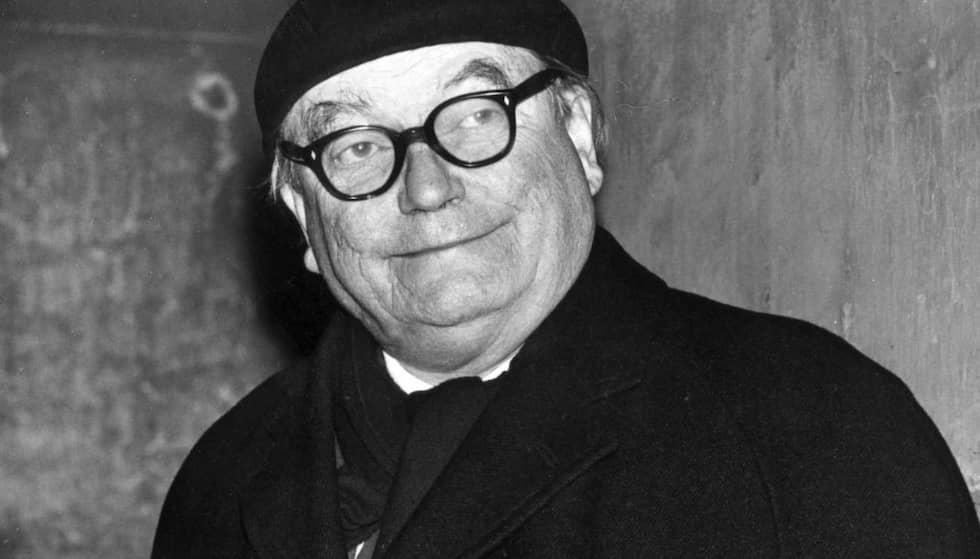 IVAR HARRIE. Expressens första chefredaktör från 1944 till 1960.