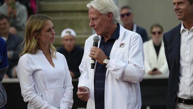 """Wilander och Borg i Båstad: """"Glömmer jag helst"""""""