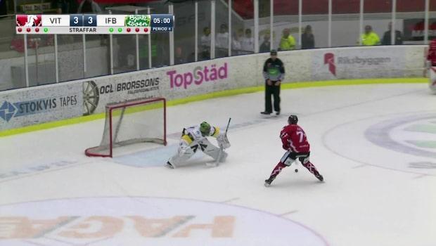 Höjdpunkter: Vita Hästen-Björklöven