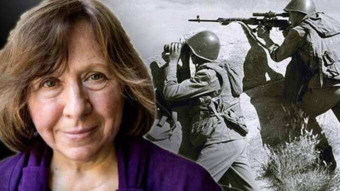 """""""Att vi däremot knappt pratar om vad Sovjet ägnade sig åt i Afghanistan 1980 – någon som minns det kriget? – beror på att de journalister som eventuellt ens vågade närma sig frågan före 1989 förmodligen skulle ha förlorat livet."""""""