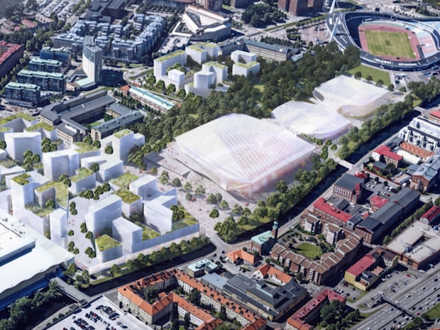 Göteborg kan få ny superarena