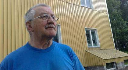 REGERINGENBESLUTAR. Inom kort fattar regeringen beslut om ett fall som galler Ivan Ronnback, 72. Foto: PRIVAT