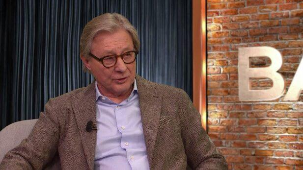 Bara Politik har besök i studiofåtöljen av Björn Rosengren